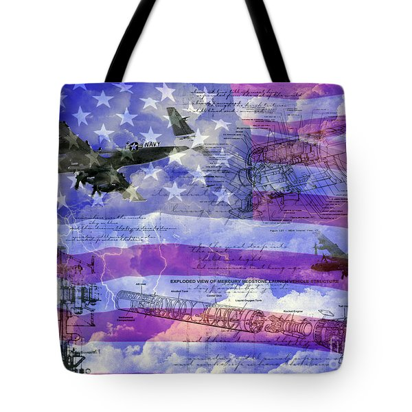 United States Armed Forces One Tote Bag