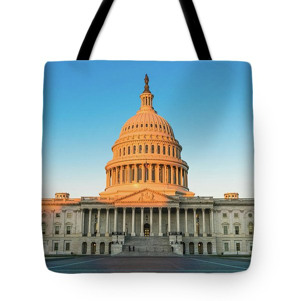 United States Capitol  Tote Bag