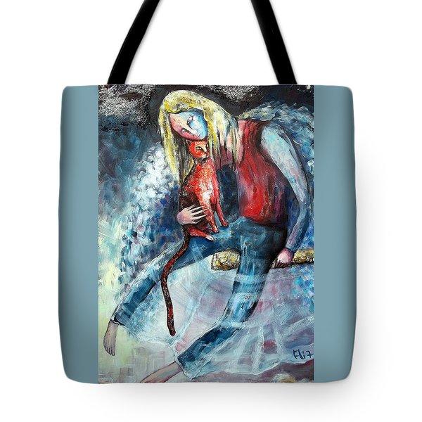 Unity Tote Bag by Elisheva Nesis