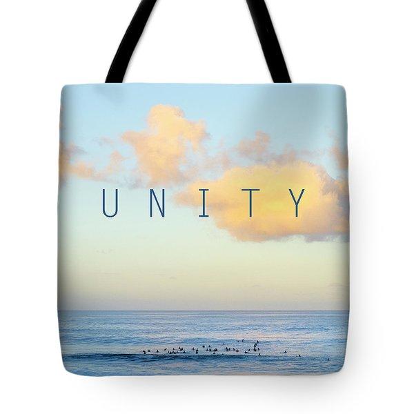 Unity. Tote Bag