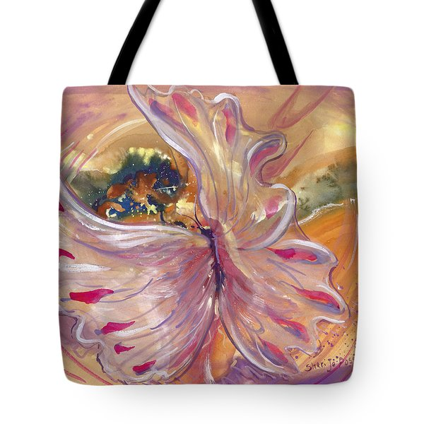 Universal Cacoon Tote Bag