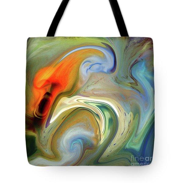 Universal Fear Tote Bag