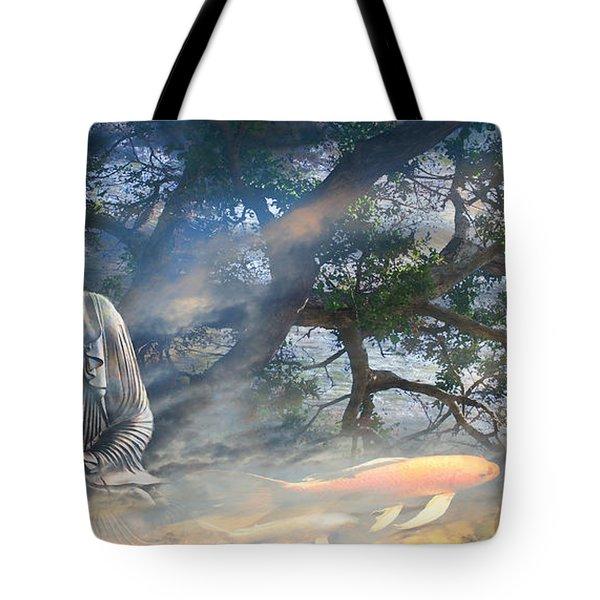 Universal Flow Tote Bag