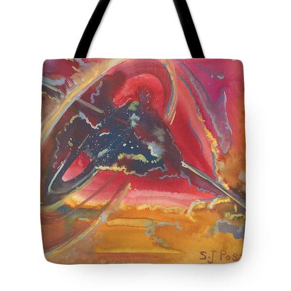 Universal Heart Tote Bag