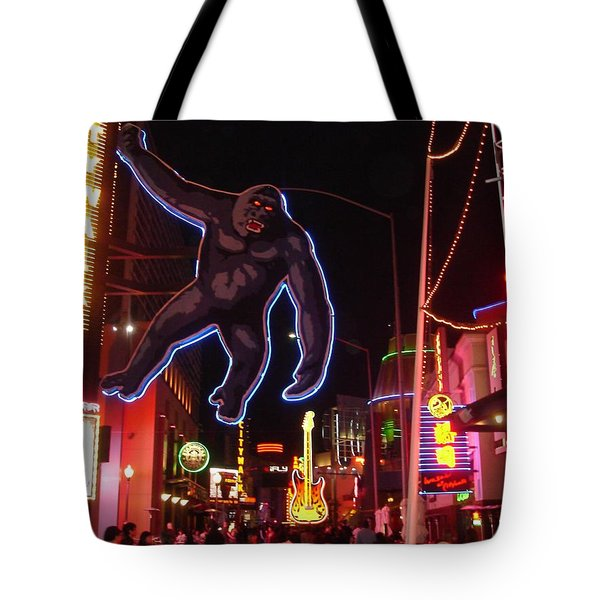 Universal King Kong Tote Bag