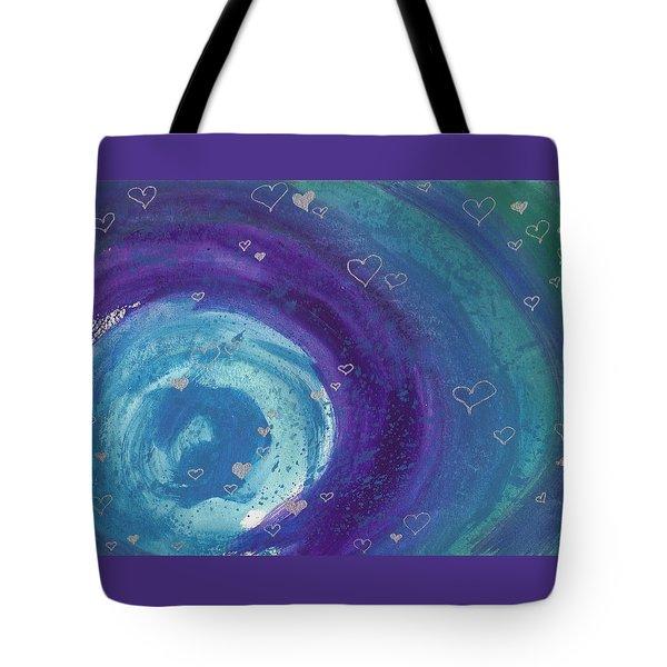 Universal Love Tote Bag