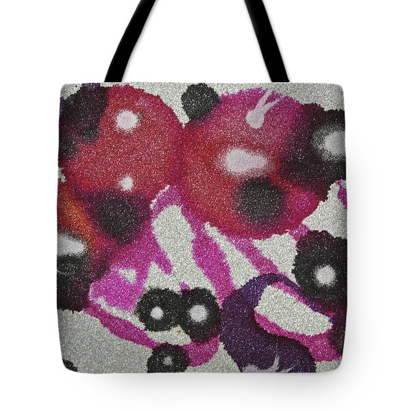 Tote Bag featuring the painting Universal by Michele Myers