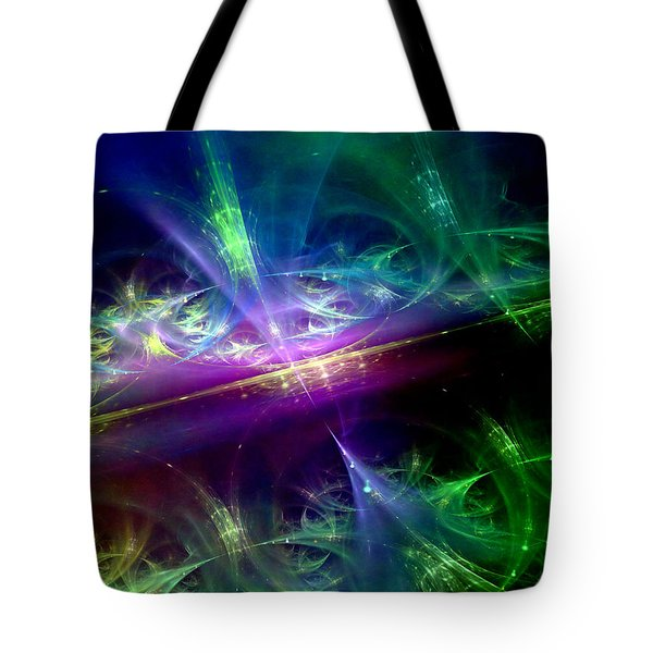 Universal Rhythms Tote Bag