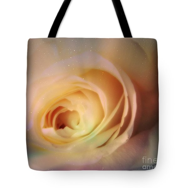 Tote Bag featuring the photograph Universal Rose by Kristine Nora