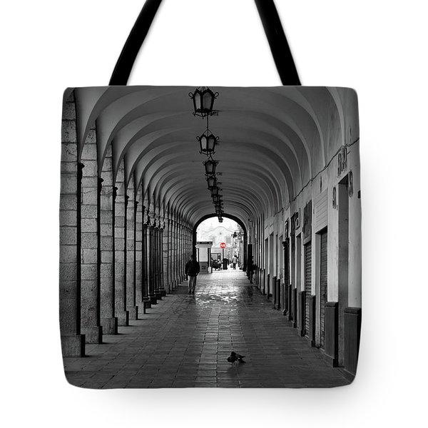 Universal Sign Tote Bag