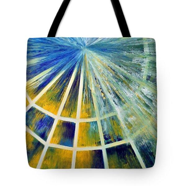 Universe Tote Bag by Upasana Kedia
