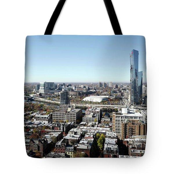 University City - Philadelphia Tote Bag