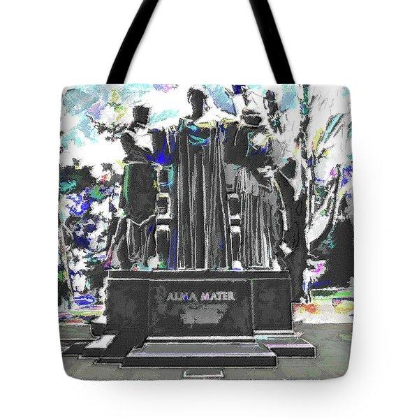 University Of Illinois  Tote Bag