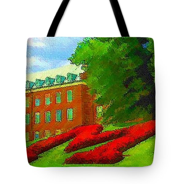 University Of Maryland  Tote Bag