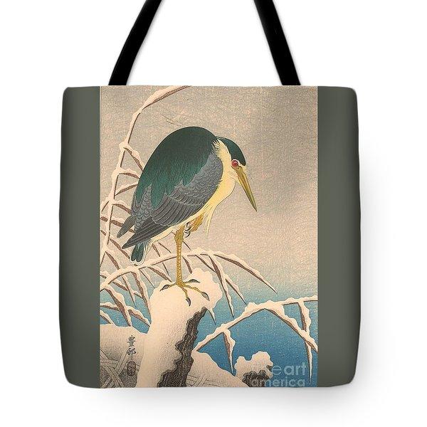 Unknown Bird Tote Bag