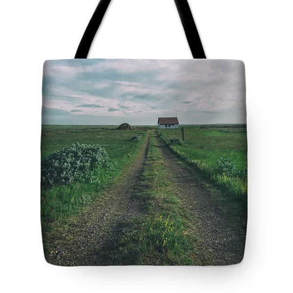 Unknown Road Tote Bag