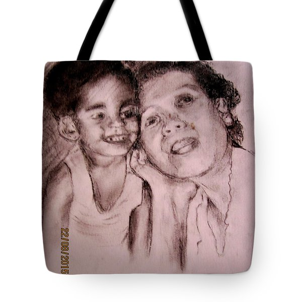 Unlimited Love 2 Tote Bag