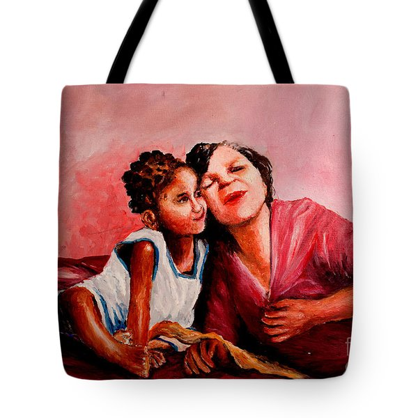 Unlimited Love Tote Bag