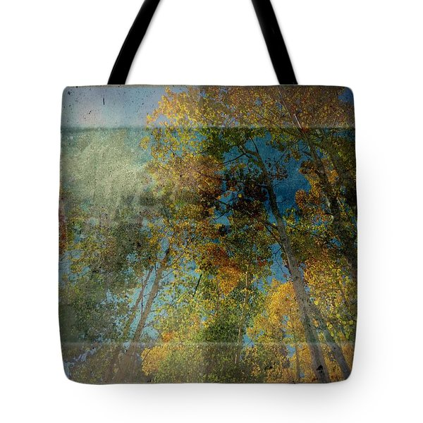 Unmanned Tote Bag by Mark Ross