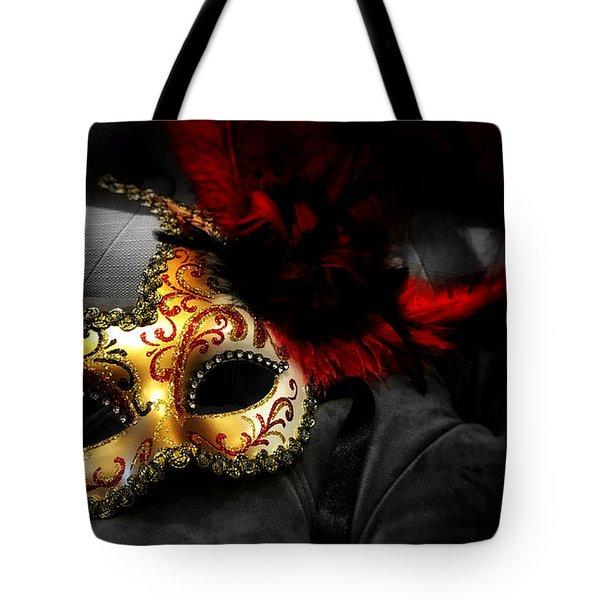 Unmasked Tote Bag