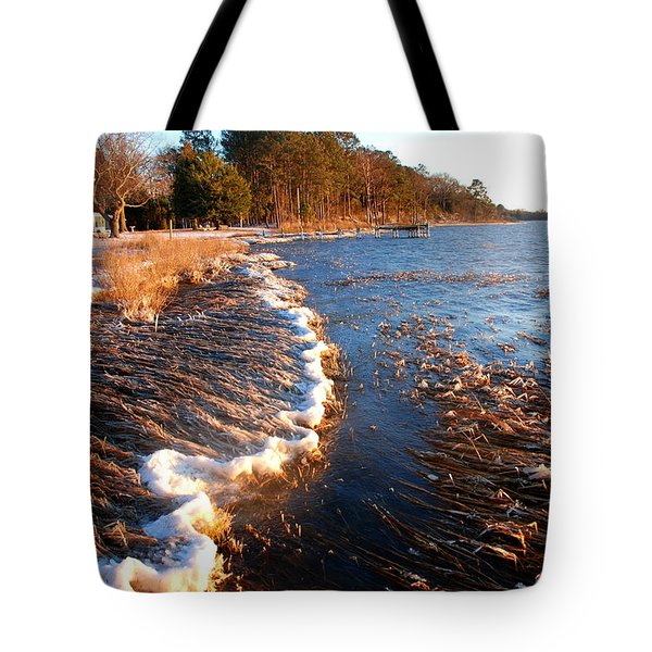 Unmoving Tote Bag