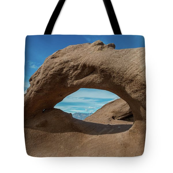 Unnamed Arch Tote Bag