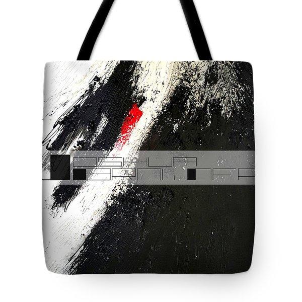 Unnatural Breath Tote Bag by Joshua Browder