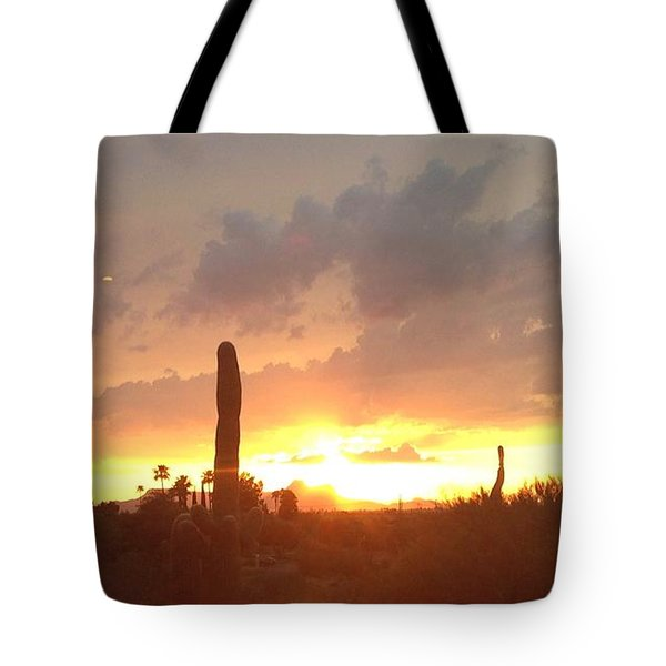 Unparalleled  Tote Bag
