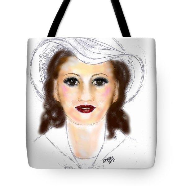 Unprepared Tote Bag by Desline Vitto