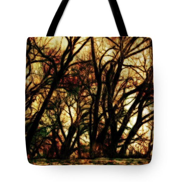 Unquenched Thirst Tote Bag
