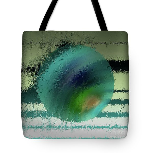 Unraveled 2 Tote Bag by John Krakora