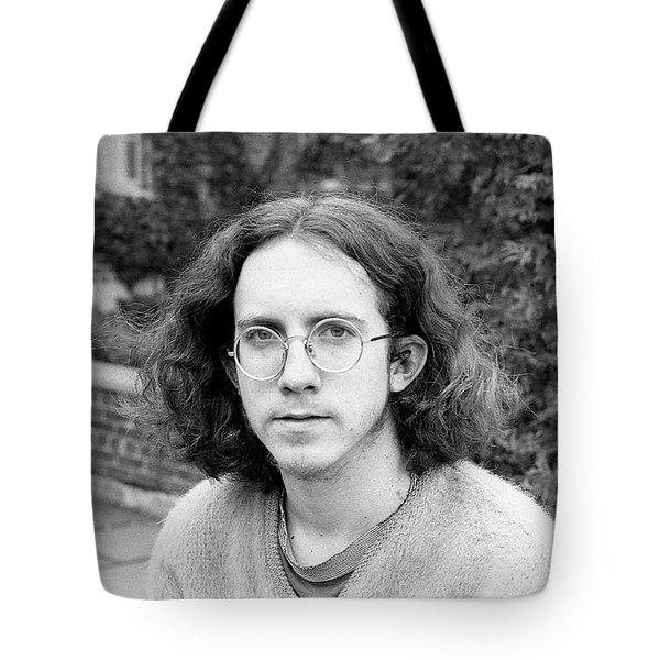 Unshaven Photographer, 1972 Tote Bag