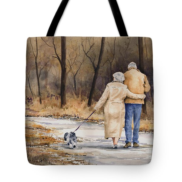 Unspoken Love Tote Bag