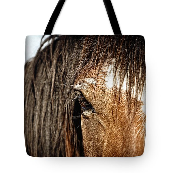 Untamed Tote Bag
