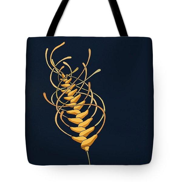 unTANGLEwhEAT II Tote Bag