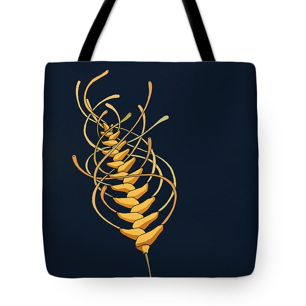 unTANGLEwhEAT II Tote Bag