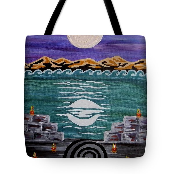 Unthought Known Tote Bag