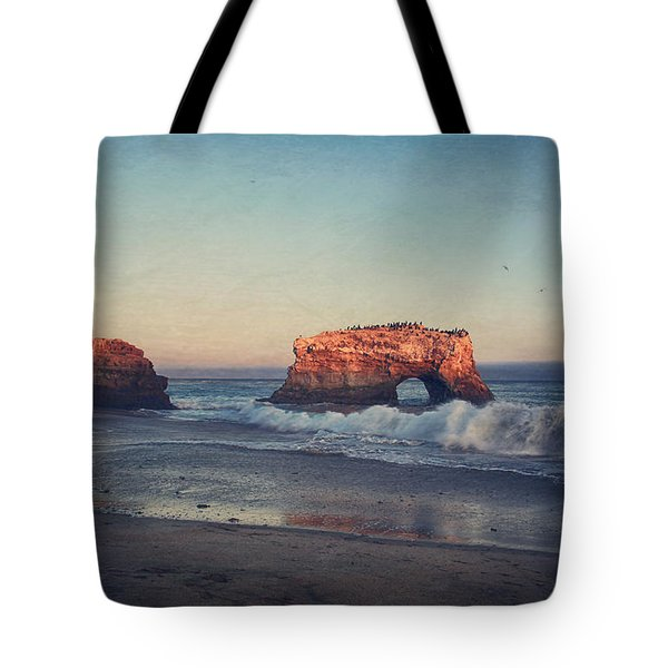 Until The Good Is Gone Tote Bag