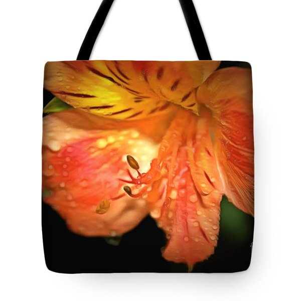Until The Morning Tote Bag