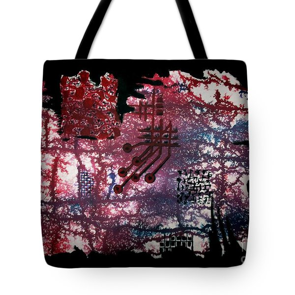 Untitled-105 Tote Bag