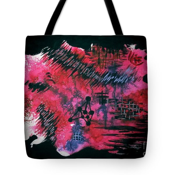 Untitled-110 Tote Bag