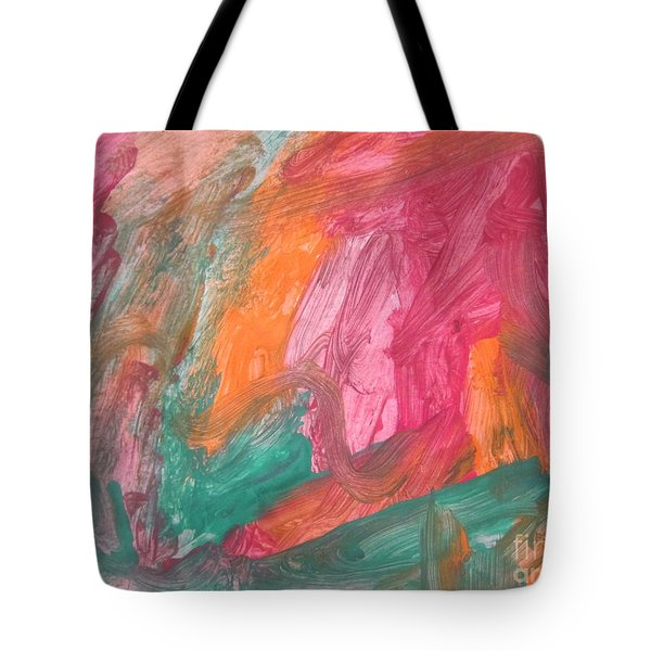 Untitled 119 Original Painting Tote Bag