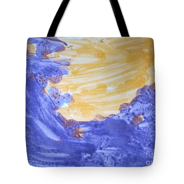 Untitled 120 Original Painting Tote Bag