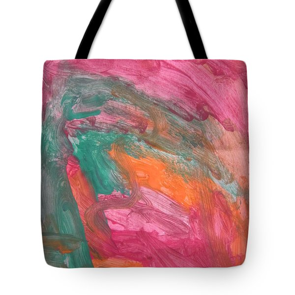 Untitled 121 Original Painting Tote Bag