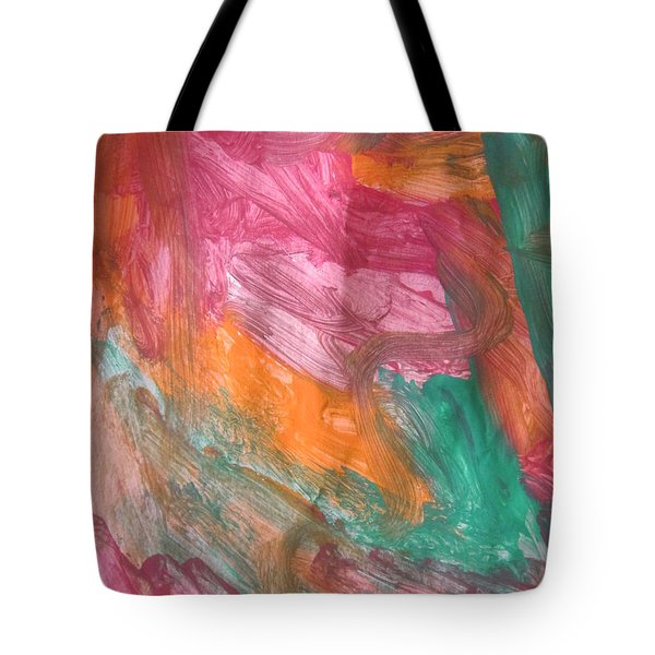 Untitled 122 Original Painting Tote Bag