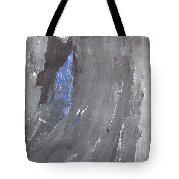 Untitled 125 Original Painting Tote Bag