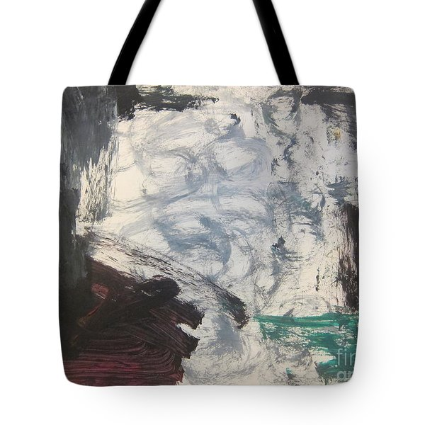 Untitled 127 Original Painting Tote Bag