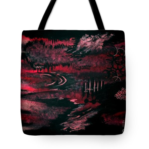 Untitled-140 Tote Bag