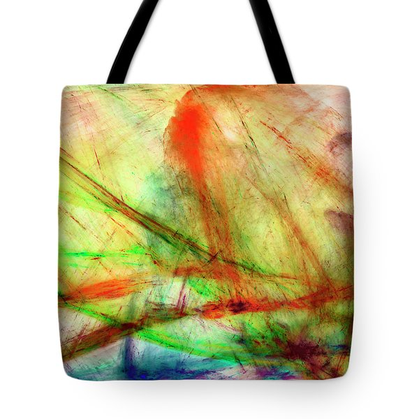 Untitled #140922, From The Soul Searching Series Tote Bag