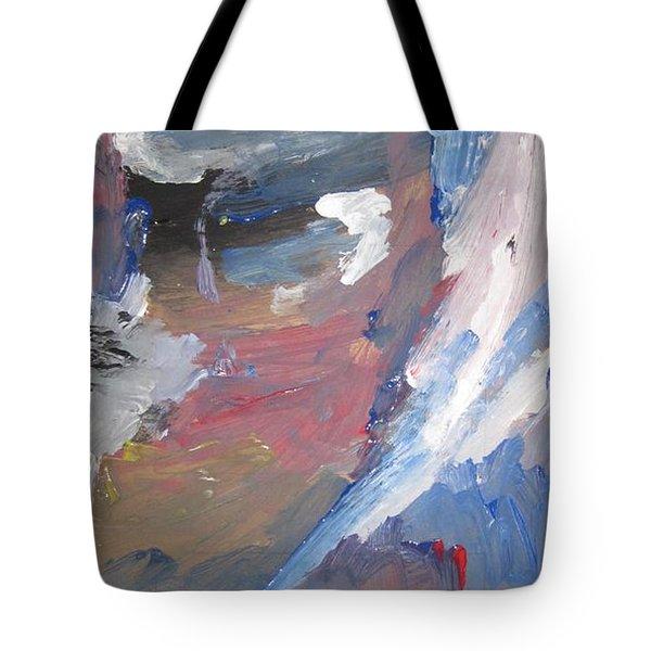 Untitled 141 Original Painting Tote Bag